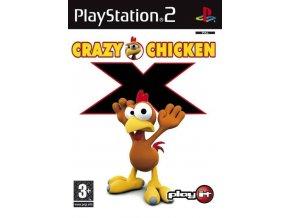 PS2 Crazy Chicken X