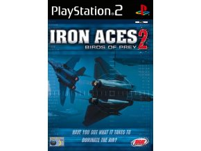 PS2 Iron Aces 2: Birds of Prey