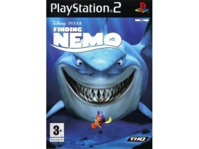 PS2 Finding Nemo