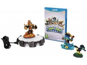 WiiU Skylanders Swap Force + portál