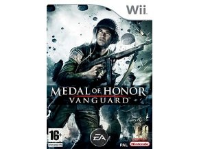 Wii medal of honor vanguard
