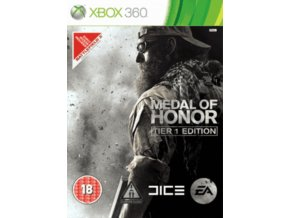 XBOX 360 Medal of Honor Limited Edition