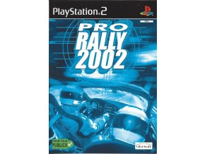 PS2 Pro Rally 2002