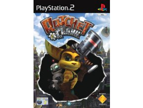 PS2 Ratchet & Clank