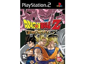 PS2 Dragon Ball Z: Budokai 2