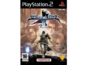 PS2 Soulcalibur III