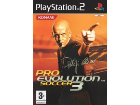 PS2 Pro Evolution Soccer 3