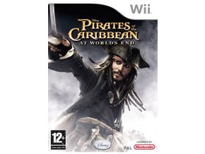 Wii pirates of caribbean : at world's end