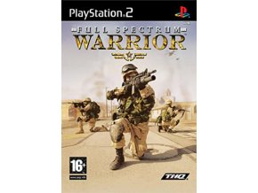 PS2 Full Spectrum Warrior