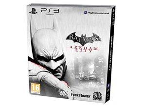 PS3 Batman Arkham City - Joker Steelbook Edition