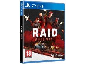 PS4 Raid: World War 2 (nová)