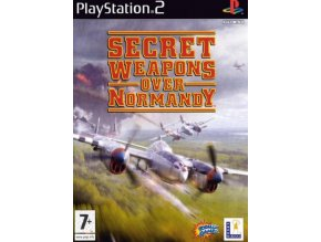 PS2 Secret Weapons Over Normandy