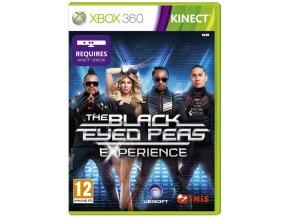 XBOX 360 Black Eyed Peas Experience