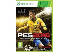XBOX 360 Pro Evolution Soccer 2016