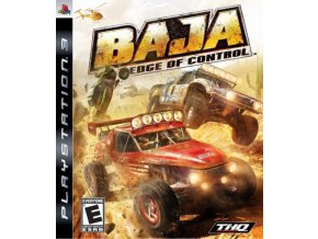 PS3 BAJA: Edge of Control