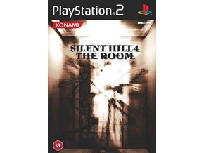 PS2 Silent Hill 4: The Room