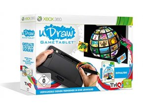 XBOX 360 uDraw Game Tablet + u Draw Studio: Instant Artist