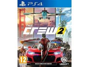 PS4 The Crew 2 (rozbalený kus)