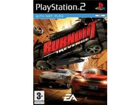 PS2 Burnout Revenge