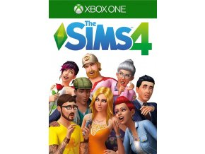 XBOX ONE The Sims 4 (nová)