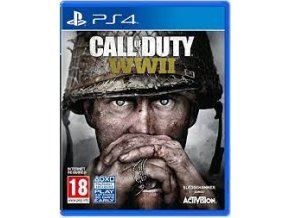 PS4 Call of Duty: WWII (nová)