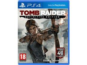 PS4 Tomb Raider Definitive Edition (nová)