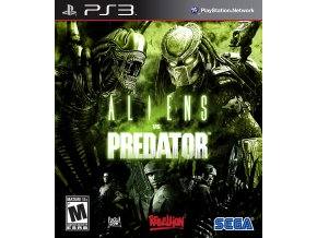 PS3 Aliens vs Predator