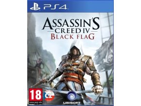PS4 Assassin's Creed IV: Black Flag CZ