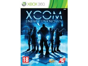 XBOX 360 XCOM: Enemy Unknown