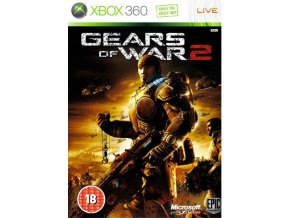 XBOX 360 Gears of War 2