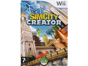 Wii SimCity Creator
