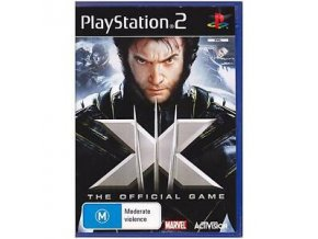 PS2 X-Men: The Official Game