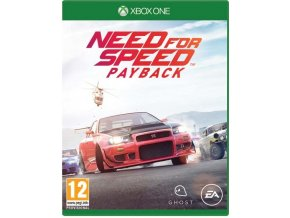 XBOX ONE Need for Speed: Payback (přebal)