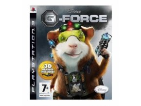 PS3 G force