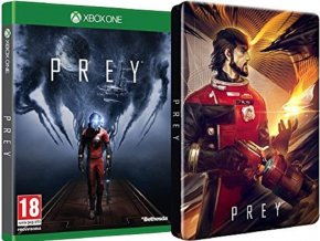 XBOX ONE Prey Steelbook Edice