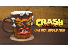 Hrnek Crash Bandicoot