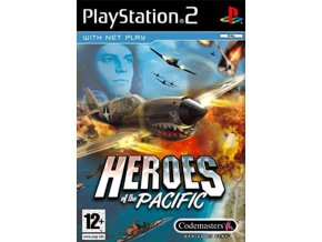 PS2 Heroes of the Pacific