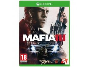 XBOX ONE Mafia 3 CZ