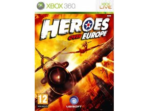 XBOX 360 Heroes over Europe