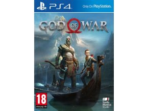PS4 God of War CZ