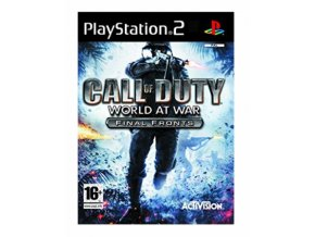 PS2 Call of Duty World at War