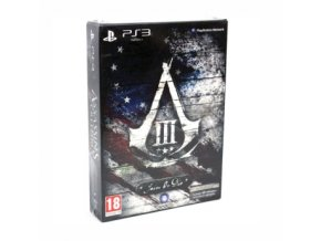 Assassin's Creed 3 Join or Die Edition (PS3)