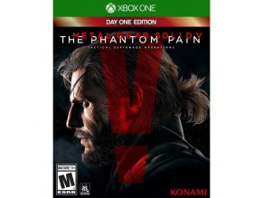 XBOX ONE Metal Gear Solid 5: The Phantom Pain