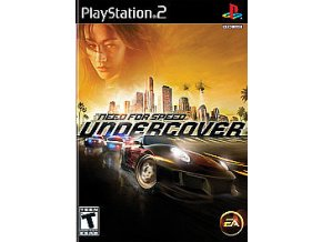 PS2 Need for Speed: Undercover CZ