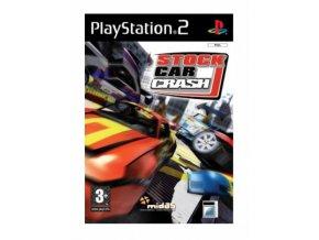 PS2 Stock Car Crash