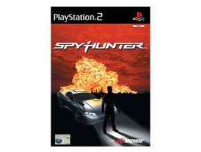 PS2 spy hunter