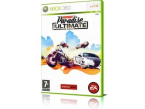 XBOX 360 Burnout Paradise The Ultimate Box