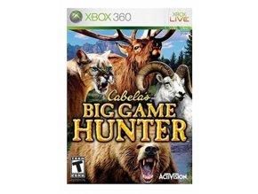 XBOX 360 Cabela's Big Game Hunter