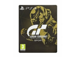 PS4 Gran Turismo Sport (Steelbook Edition)