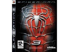 PS3 Spider -Man 3: The Movie